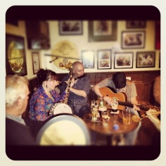 Some traditional music being played in one of the many pubs (C) Natalie Martin