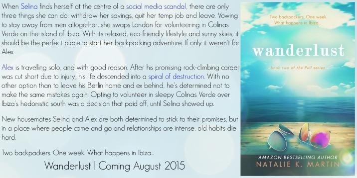 Wanderlust Blurb