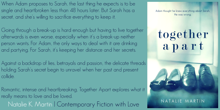 Together Apart Blurb
